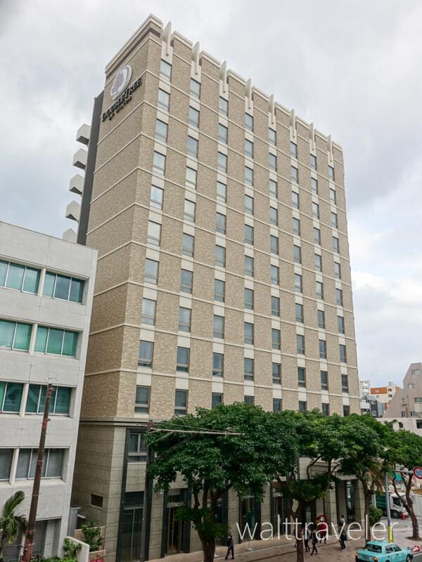 ダブルツリーbyヒルトン那覇 宿泊記 ホテル 沖縄 ヒルトンゴールド SFC修行
