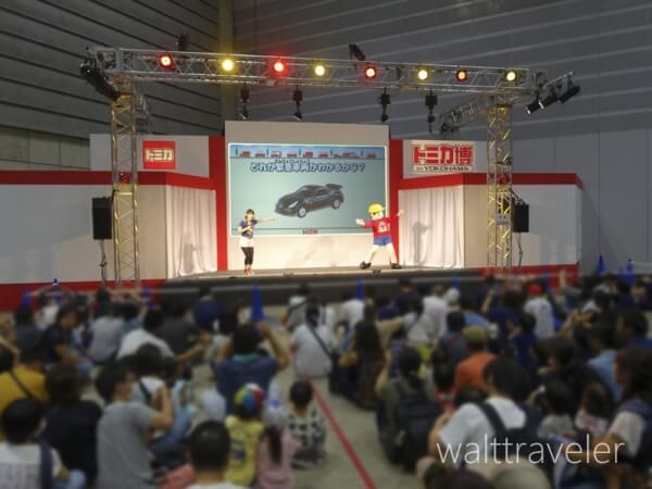 トミカ博 横浜 2019 トミカステージ