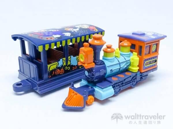 トミカ ディズニーハロウィーン2019 ウエスタンリバー鉄道 ディズニービークルコレクション