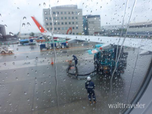 北海道日帰り旅行 ジェットスター GK105 成田→新千歳 新千歳空港