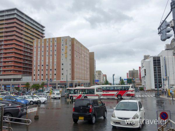 北海道日帰り旅行 小樽駅