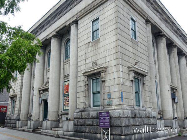 北海道日帰り旅行 小樽 旧安田銀行小樽支店