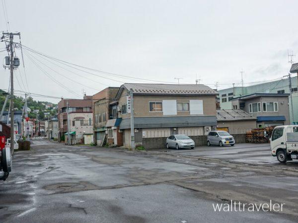 北海道日帰り旅行 小樽運河