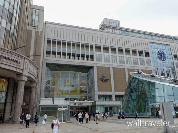 北海道日帰り旅行 札幌駅