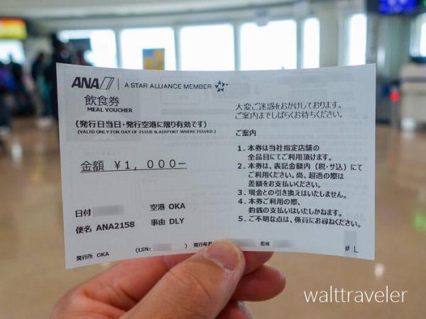 ANA SFC修行 No.1 2レグ ANA2158 NH2158 那覇→成田 那覇空港