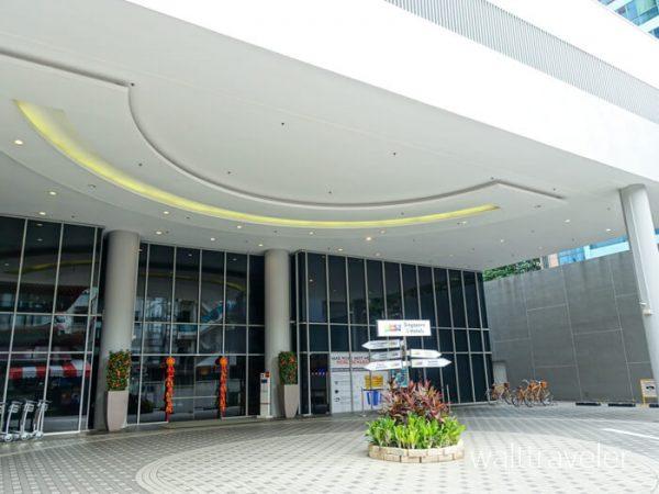 イビス シンガポール オン ベンクーレン ibis Singapore on Bencoolen SFC修行 No.1