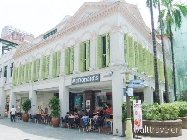 マクドナルド シンガポール