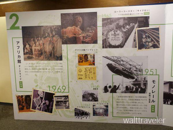 としまえん 94年の歴史展 アフリカ館