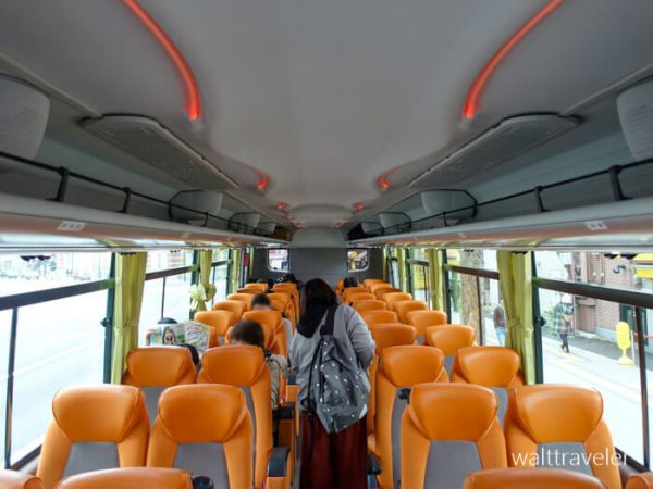 はとバス ツアー リアルトミカ号