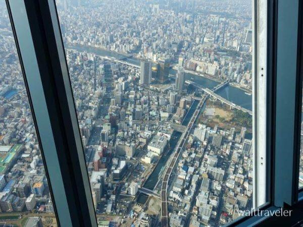 はとバス ツアー リアルトミカ号 東京スカイツリー
