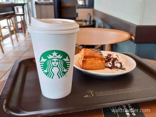 スタバ スターバックス バターミルクビスケット おかわり ワンモアコーヒー