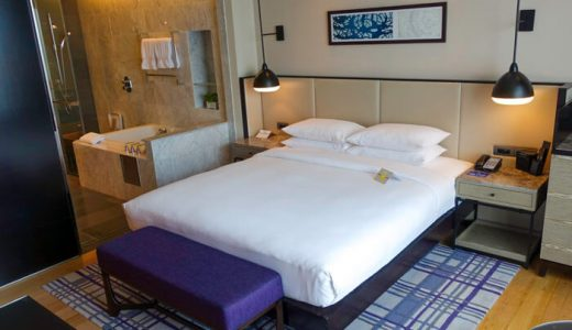 ヒルトン クアラルンプール Hilton Kuala Lumpur SFC修行 No.3