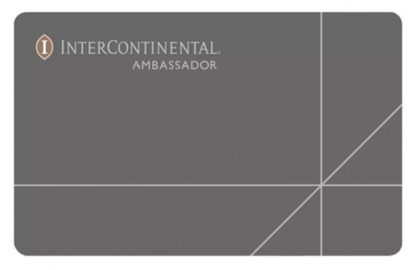 IHG インターコンチネンタル アンバサダー