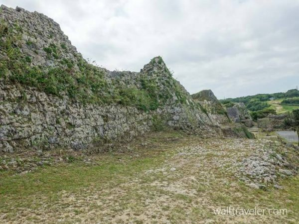 中城城跡 西の郭 沖縄旅行