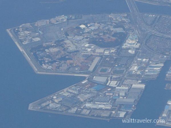 大阪日帰り旅行 ジェットスター GK203 成田→関西 東京ディズニーリゾート