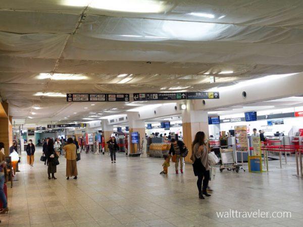 福岡旅行 福岡空港