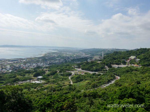 中城城跡 一の郭 沖縄旅行